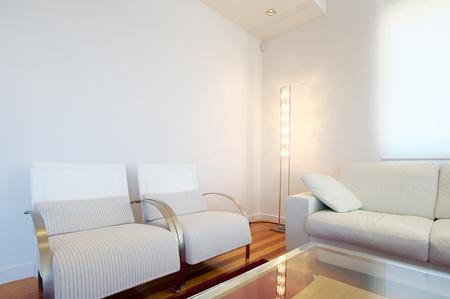 modern living room Stock Photo - 9084704