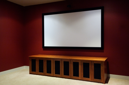 Home theatre Stock Photo - 9046849