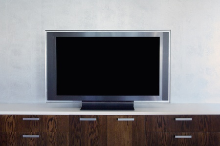 hdtv: HDTV Stock Photo