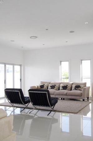 modern living room Stock Photo - 9084765