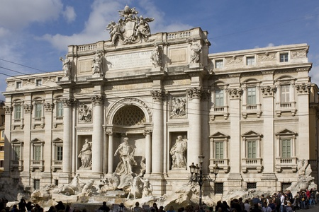 Italy, Attractions  Rome .