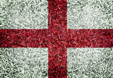britain flag: Ingl�s bandera de Gran Breta�a hierba de color textura de fondo