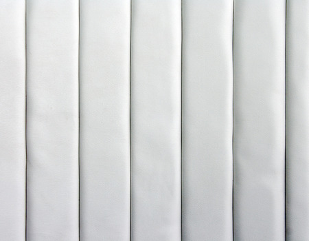 pannel: strip pannel with white leather texture interior background