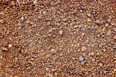 red soil: red soil and stone for background