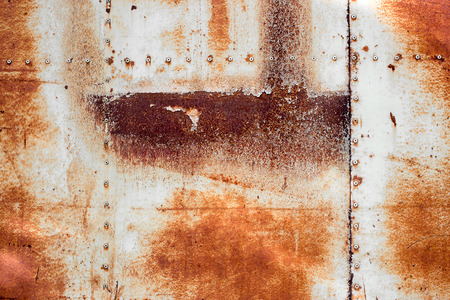 old rusty metal background or texture weathered, abstract background from rusty