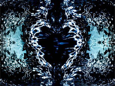 art Abstract wave pattern for backgroud  Zdjęcie Seryjne