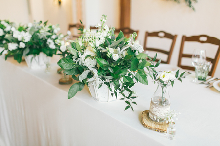 Wedding centerpiece ideas.