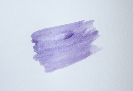 water stained: Abstract purple watercolor background