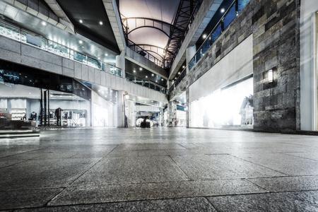 luxury buildings of a modern city