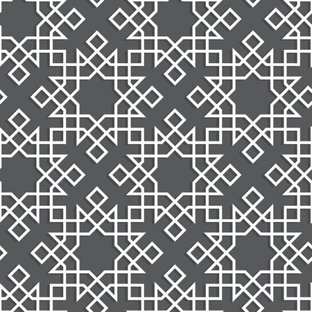 Islamic seamless vector Vettoriali