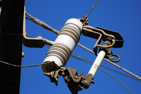 agricultural area: Electric fuse of high voltage, system of connection for the rural agricultural area