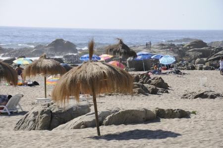 Beach, mantencillo  Viña del mar Chile