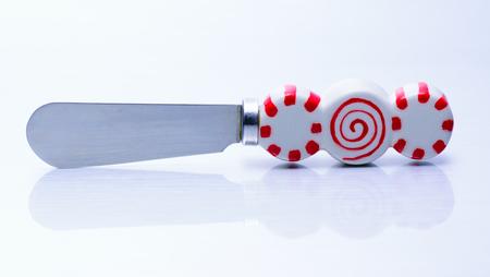 Knife with candy theme Stok Fotoğraf