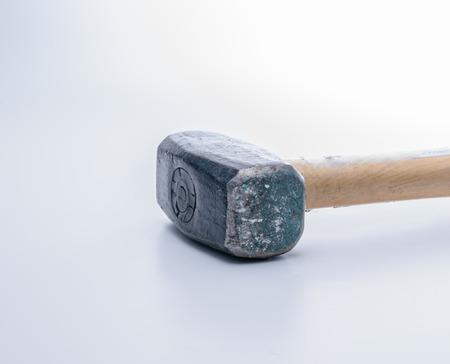 金属の槌ハンマー 写真素材