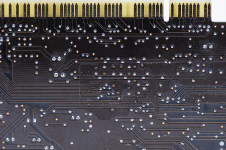 古いデスクトップ コンピューター サウンド カード