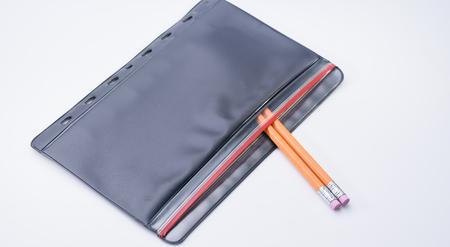 学校開始の鉛筆バッグ