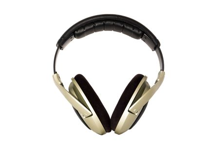 headphones Front Stock Photo - 4238684