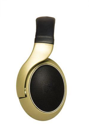headphones side view Stock Photo - 4238686