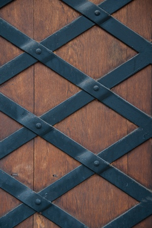 close-up image of ancient doors Stock Photo - 13117430