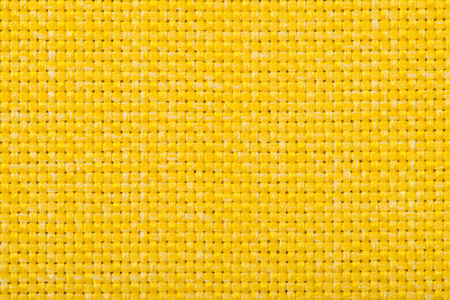 linen fabric: Natural linen fabric for embroidery. Yellow color