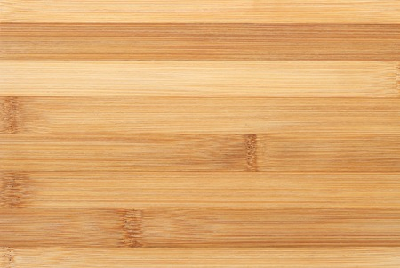 Bamboo cutting board texture, top view, close up