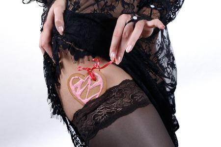 Téměř znovu chytil Valentinky sexy dárky
