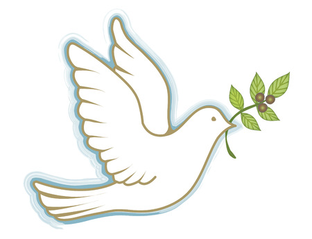 Peace Dove Stock Vector - 7025579