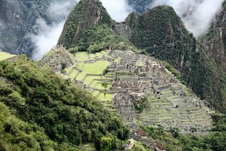incan: Historic Lost City of Machu Picchu - Peru