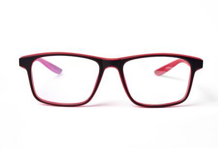 Glasses eye wear for kids and children 写真素材