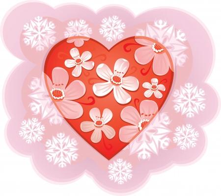불을 붙이다: 세인트 발렌타인에 의해 조성 일러스트