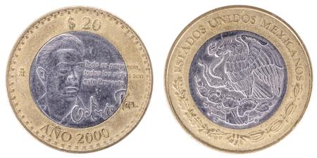 Мексиканская копейка платина инвестиции