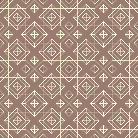 Geometric seamless pattern background. Simple graphic print. Vector repeating line texture. Illustration
