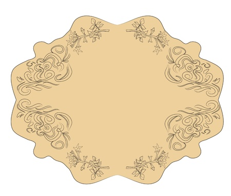 Vintage Labels vector Vector