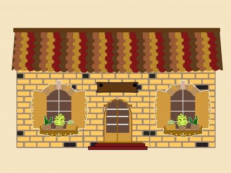house vector Stock Vector - 14958948