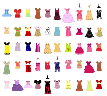 Baby fashion. Stock Vector - 18437552