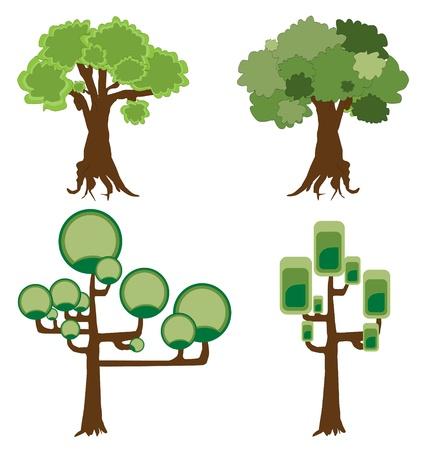 tree Stock Vector - 18437547