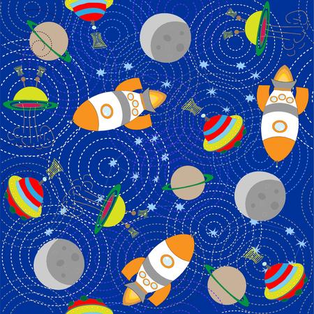 Colorful vector hand drawn doodles cartoon