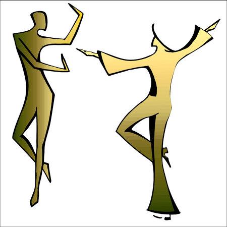 Bailando, español, pareja