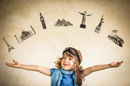 concept: Nowe siedem cudów świata Zdjęcie Seryjne