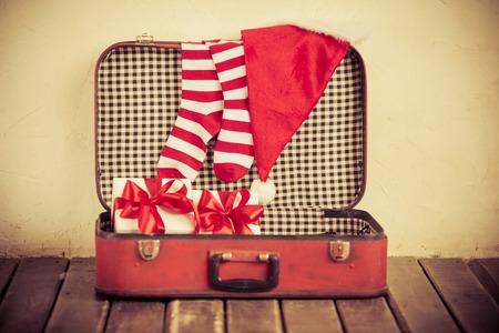 Weihnachtsschmuck. Weihnachten Urlaub Konzept