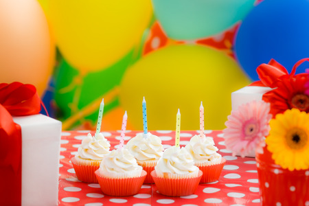 party pastries: Birthday party