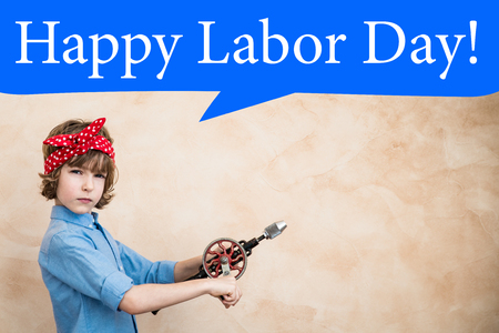 We can do it. Happy Labor day