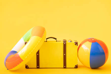 Summer vacation and travel concept