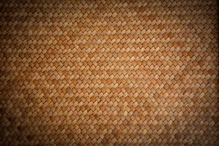 Old woven wood pattern - lomo Stock fotó - 23833308