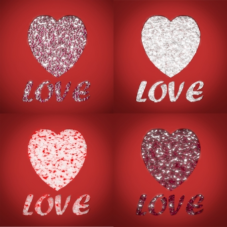 Valentine s day background  photo