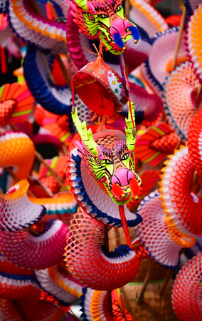 Chinese Dragon toy photo