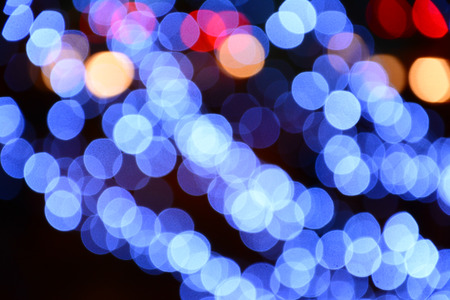 colorful of bokeh background  photo