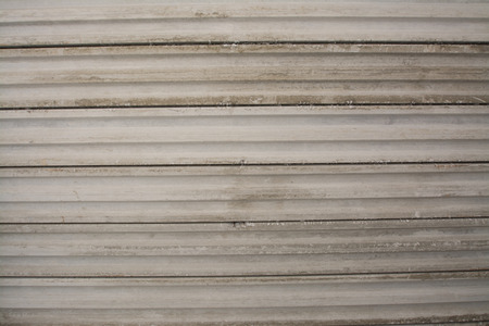 neatly stacked: The cement slabs stacked neatly   background