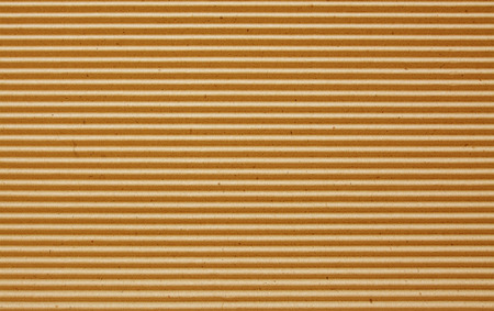 orange corrugated paper background.