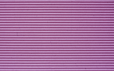 goffer: purple corrugated paper background.